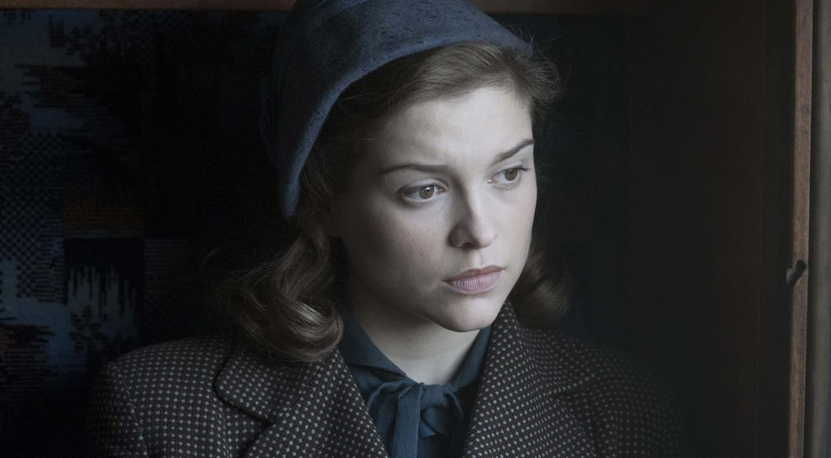 Sophie Cookson Red Joan